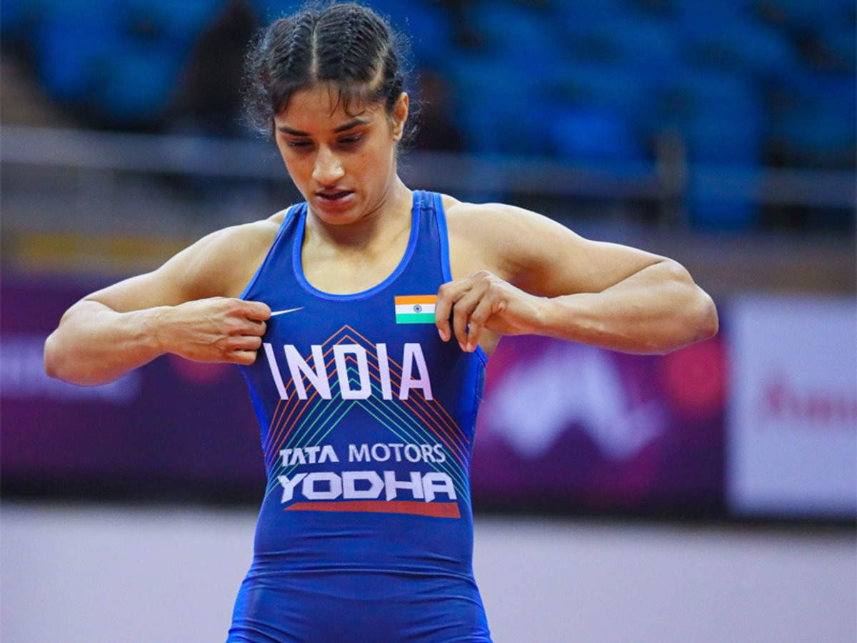 Wrestler Vinesh Phogat Clinches Poland Open Gold | More Sports News - Times  Of India