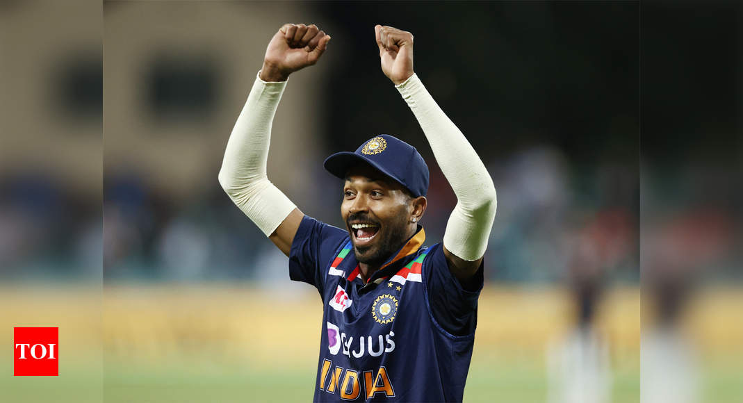 Want to bowl in T20 World Cup: Hardik Pandya   Cricket News – Times of India