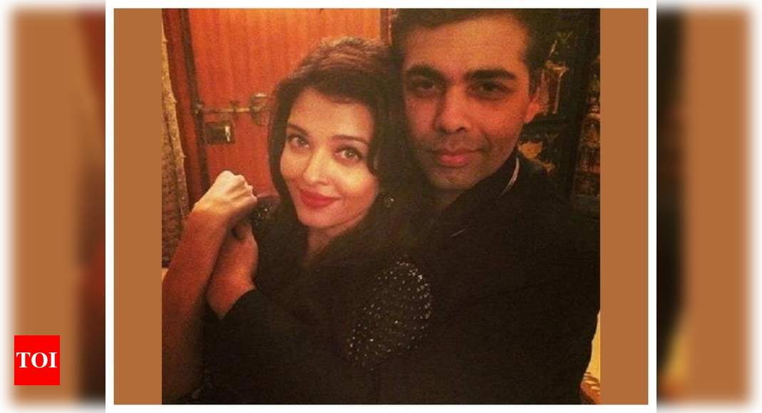 Throwback! Here's what Aishwarya Rai Bachchan had to say about rejecting Rani Mukerji's role in 'Kuch Kuch Hota Hai' – Times of India