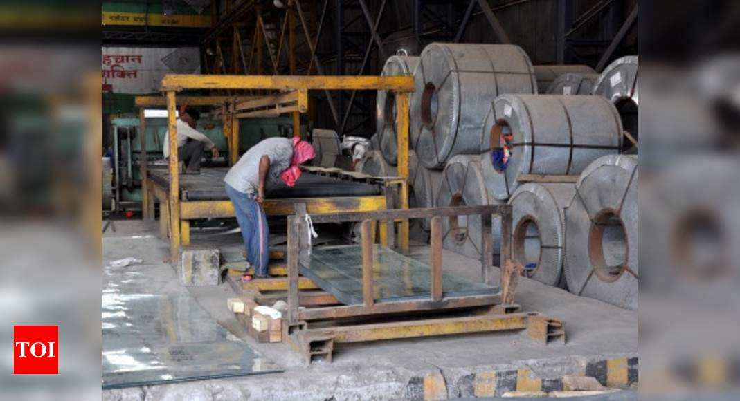 April factory growth soars 134% on low base effect