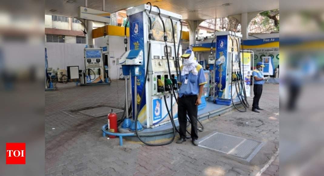 Fuel price rise: After petrol, diesel crosses Rs 100-mark in Sri Ganganagar