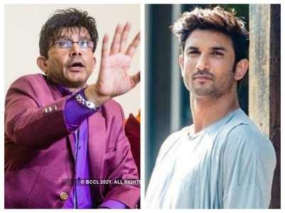"""KRK calls out """"Bollywood ke gunde"""""""