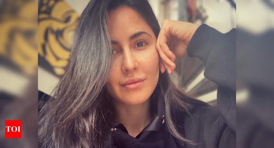 Katrina Kaif on post-Covid workout