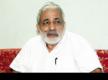 Odisha: Radha Mohan, sustainable farming champion, dead