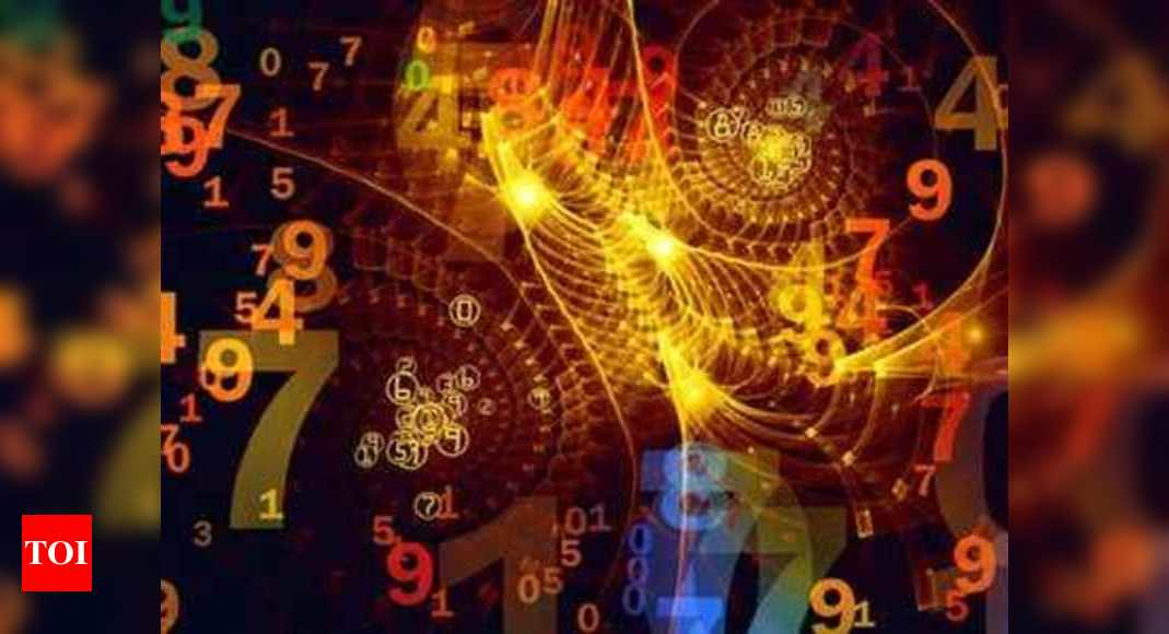 Numerology 13 June 2021: Read predictions here – Times of India