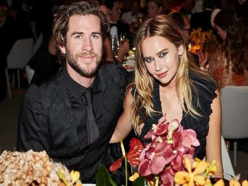 Liam Hemsworth, Gabriella Brooks make first official appearance as a couple