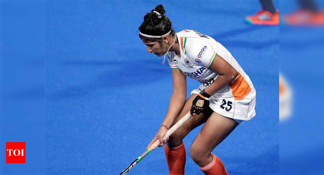 Staying calm in crunch situations will be key in Olympics: Navneet Kaur