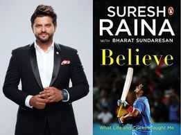 'Just believe in yourself' is what I swear by: Suresh Raina