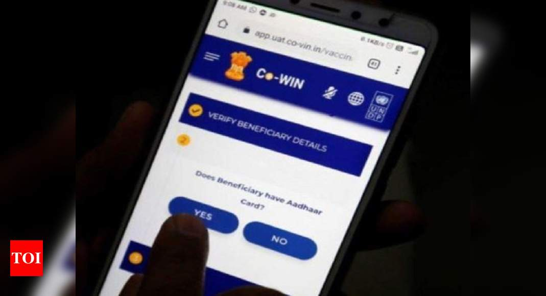 Claims of hacking Co-WIN system, data leak is baseless: Health ministry