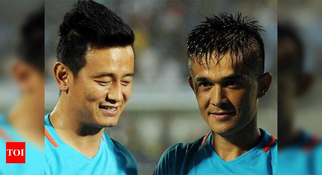 Learnt a lot from Bhutia, he was very approachable: Chhetri