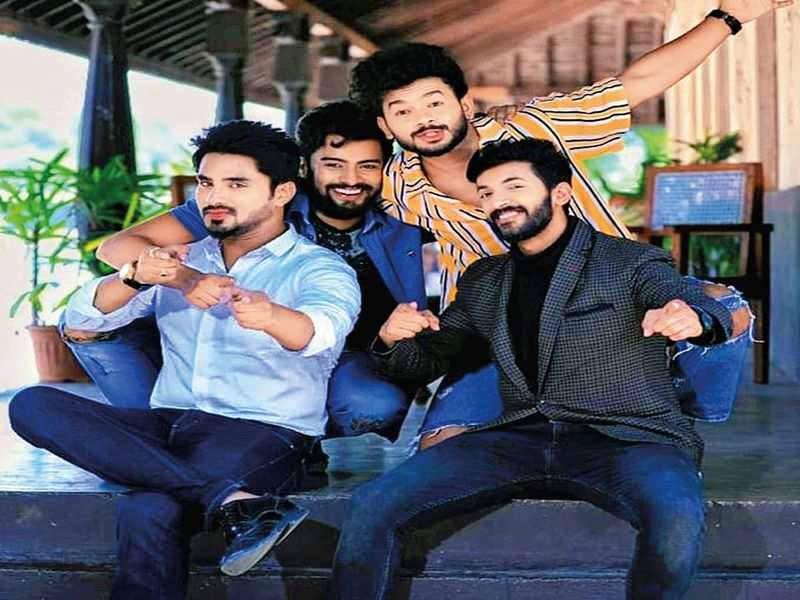 Kannada TV show teams head back to Bengaluru after wrapping up shoot in Hyderabad