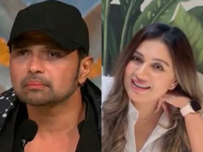 Indian Idol: Himesh gets emotional on stage