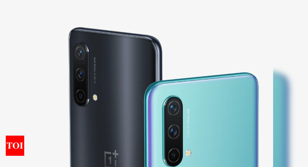 OnePlus Nord CE 5G pre-orders start: All the offers you can get – Times of India