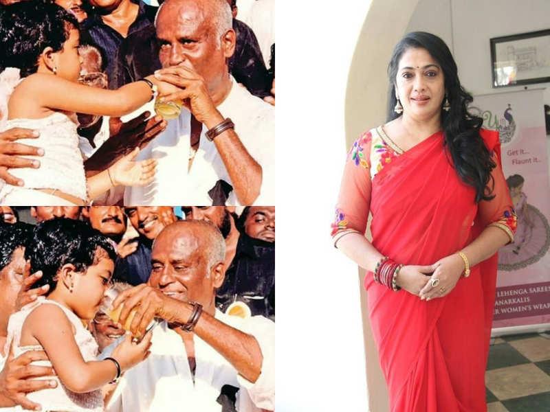 Rekha reminisces moment when her daughter broke Rajinikanth's hunger strike in 2004