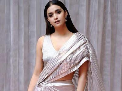 Keerthy Suresh's best saree looks