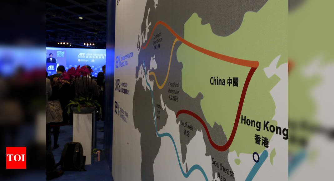 G7 to counter China's clout with big infrastructure project: Senior US official – Times of India