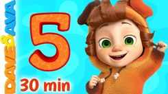 Watch Latest Childrens English Nursery Song 'Counting 1 to 5, Five Little Ducks And Many More' for Kids - Check Out Fun Kids Nursery Rhymes And Baby Songs In English