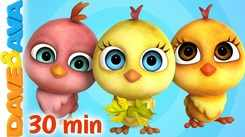 Watch Latest Childrens English Nursery Song 'Little Chicks And Many More' for Kids - Check Out Fun Kids Nursery Rhymes And Baby Songs In English