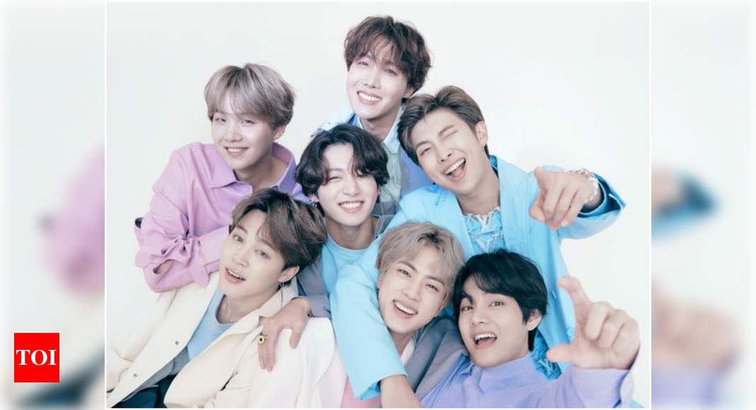 ARMY celebrate #8YearsOfBTS; pour in heartfelt wishes for the Korean boy band – Times of India