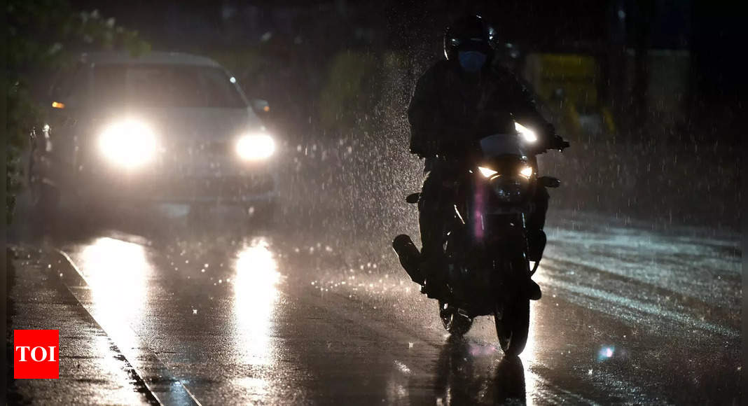 Monsoon likely to reach northwest India 7 days in advance