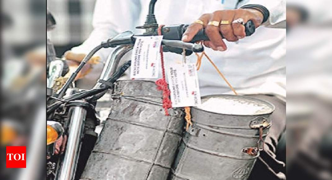 Soon, dabbawalas won't just drop off lunch, but cook it too | India News – Times of India