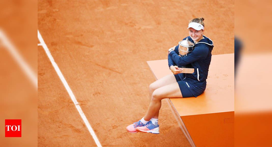 French Open: Remarkable maiden Slam for Barbora Krejcikova