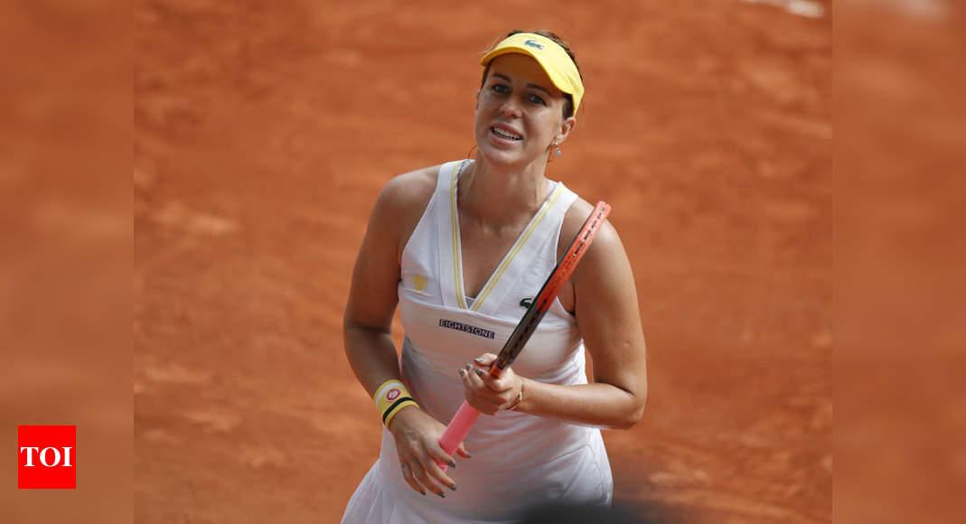 French Open: My body said 'No', says runner-up Pavlyuchenkova