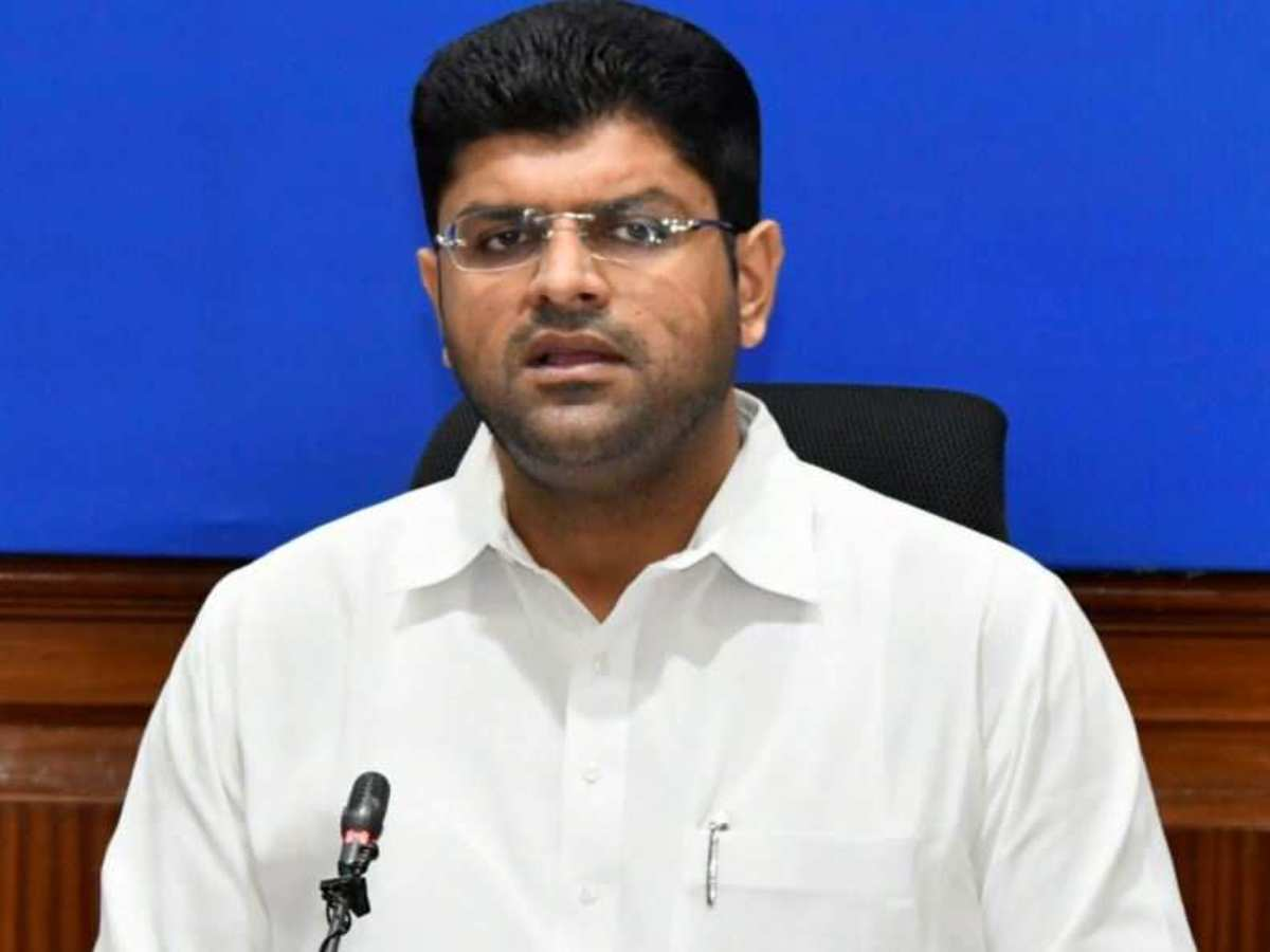 Haryana Deputy Cm Lauds Centre For Reducing Tax On Medical Equipment Amid Covid 19 India News Times Of India