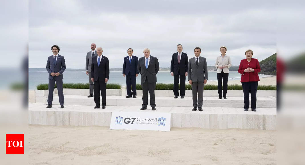 'Small' groups don't rule the world: China cautions G7