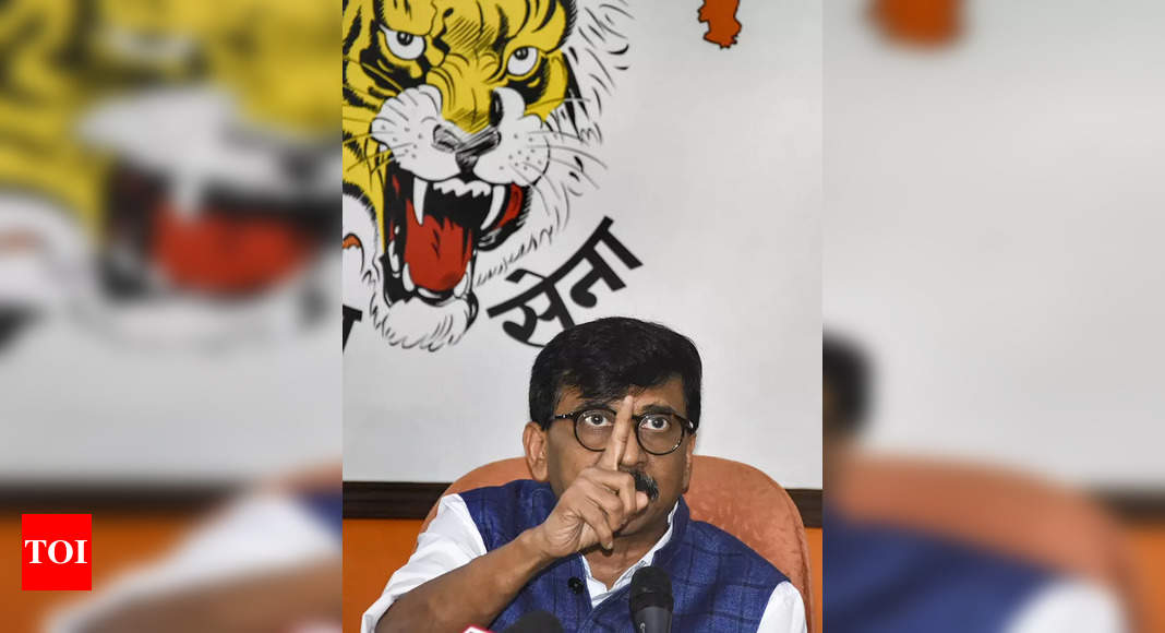 Photo of Shiv Sena was treated as slaves in erstwhile BJP govt in Maharashtra: Sanjay Raut | India News