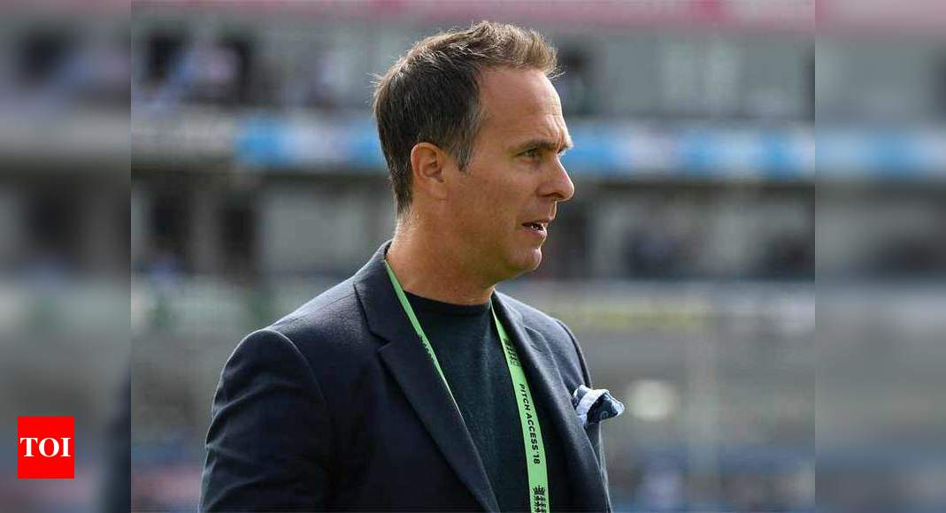 Preparing green tops for India series won't do England any good: Michael Vaughan | Cricket News – Times of India