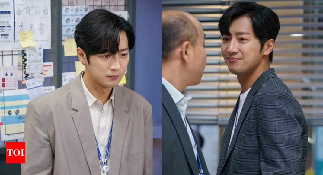 Lee Sang Yeob from On the Verge of Insanity