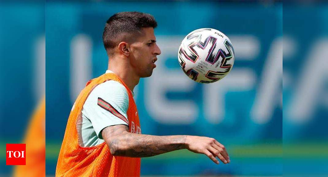 Portugal's Cancelo positive for Covid-19, out of Euro 2020