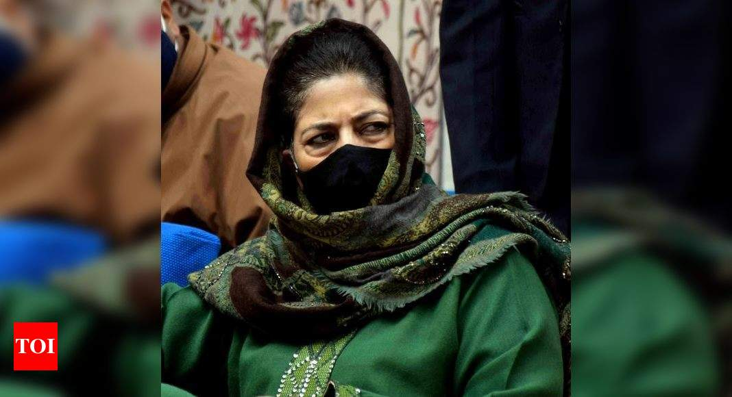 Even Ambedkar would have been slandered as pro-Pakistan by BJP: Mehbooba Mufti