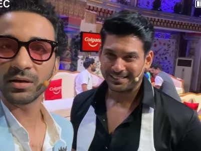 DB3: Siddhart Shukla welcomes Raghav