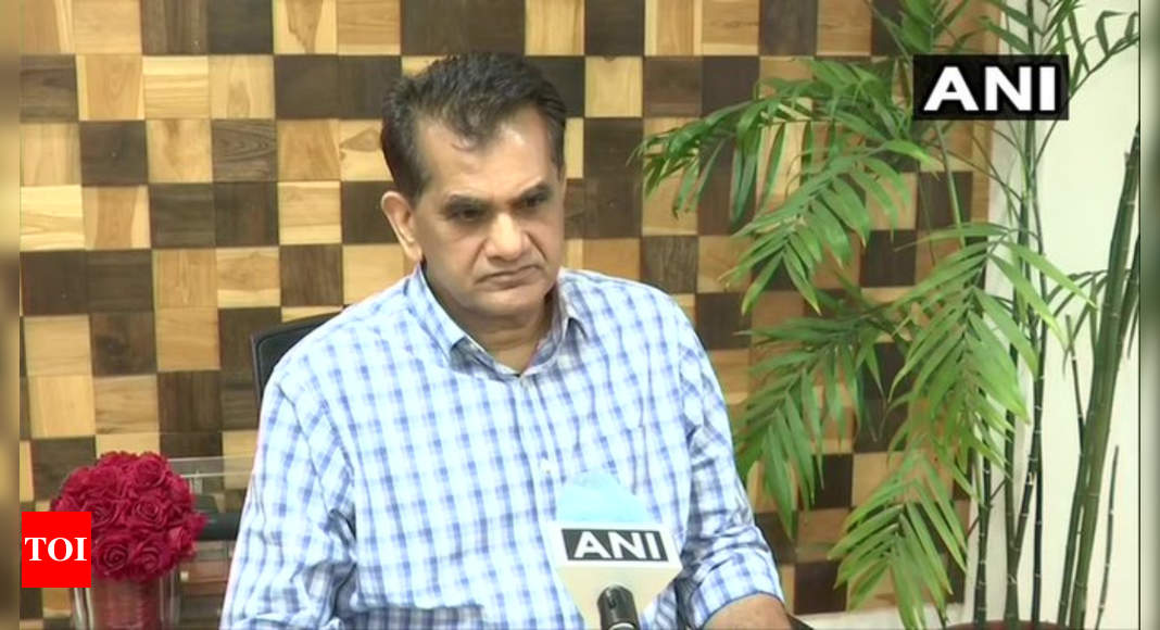 Photo of PM Modi's Aspirational District Programme improved lives of over one-fifth of India's population: NITI Aayog CEO on UN report | India News