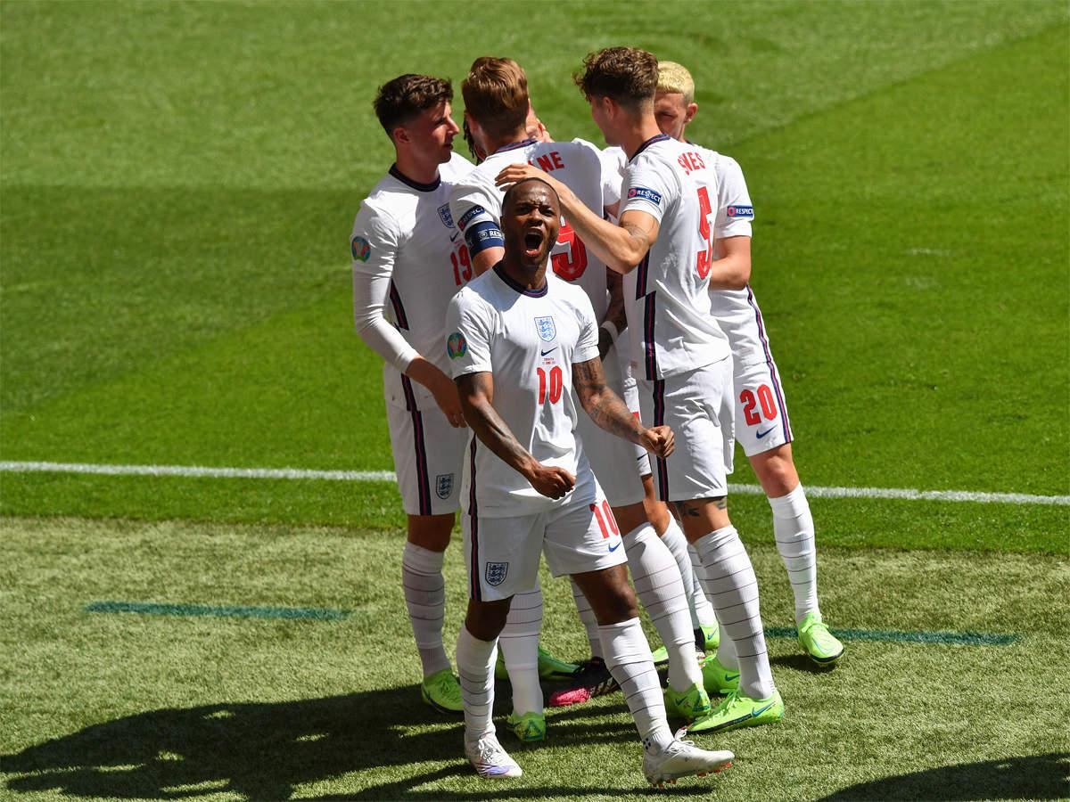 UEFA EURO 2020, England vs Croatia Highlights: England open campaign with a  1-0 victory against Croatia - The Times of India