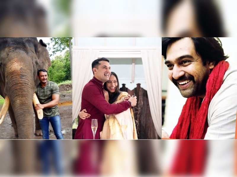 From Rakshit Shetty's 777 Charlie teaser to Danish Sait getting married, here are the newsmakers of this week
