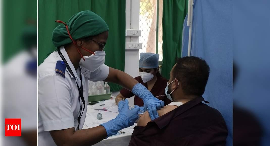 Photo of Thane: COVID-19 vaccination drive to restart from Monday | Mumbai News