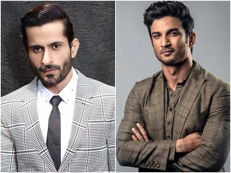 Amit Sarin and Sushant Singh Rajput were co-actors in Pavitra Rishta