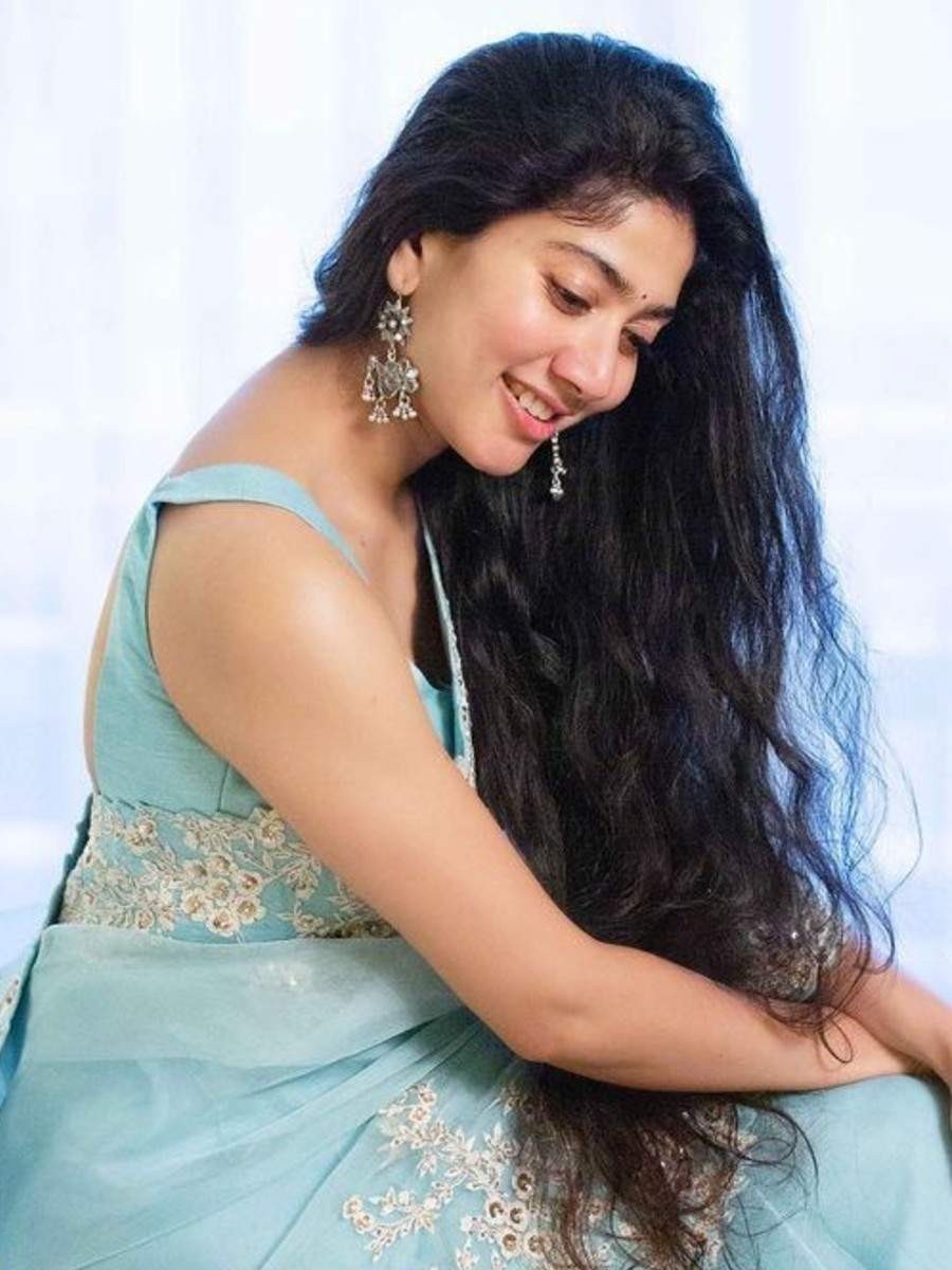 Proof that Sai Pallavi looks her best in sarees