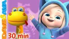 Check Out Latest Childrens English Nursery Song 'Down In The Jungle And Many More' for Kids - Watch Fun Kids Nursery Rhymes And Baby Songs In English