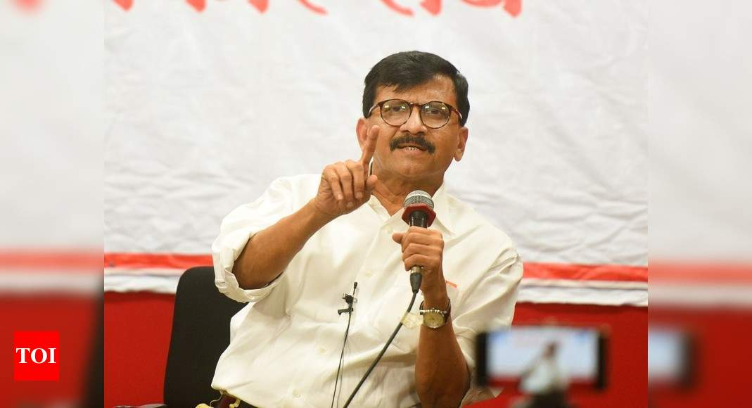 CM post in MVA govt non-negotiable, will remain with Shiv Sena for 5 years: Sanjay Raut