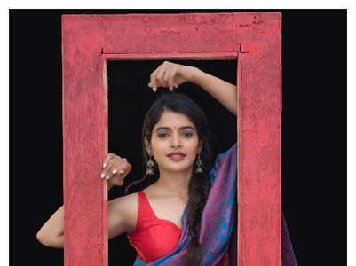 Sanchita Shetty's ethnic looks are on point