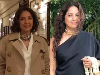 How Neena Gupta slays in style