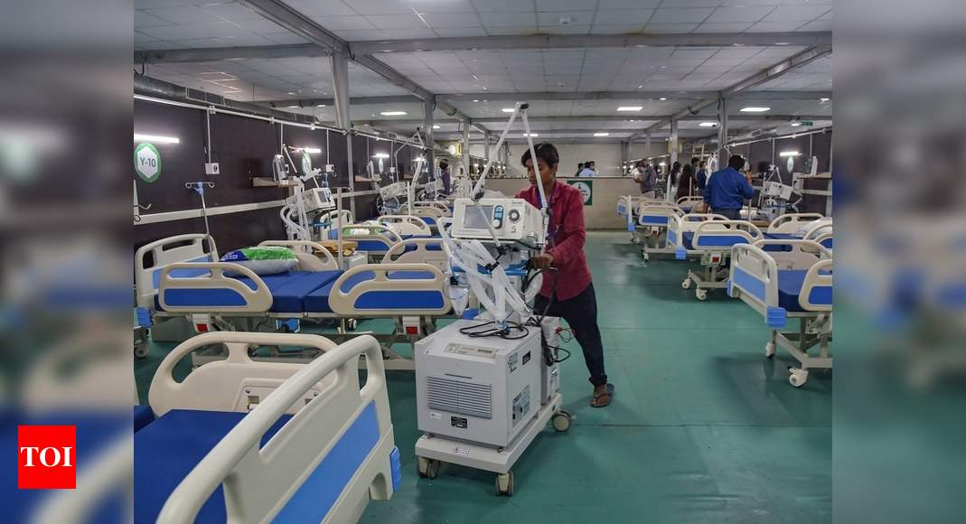 Covid-19: 50 modular hospitals to be set up across India in 3 months