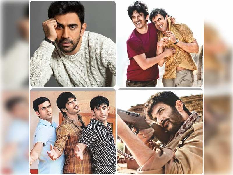 Amit Sadh: I hope Sushant's beautiful mind has forgotten all the heartache and hardship that he was going through