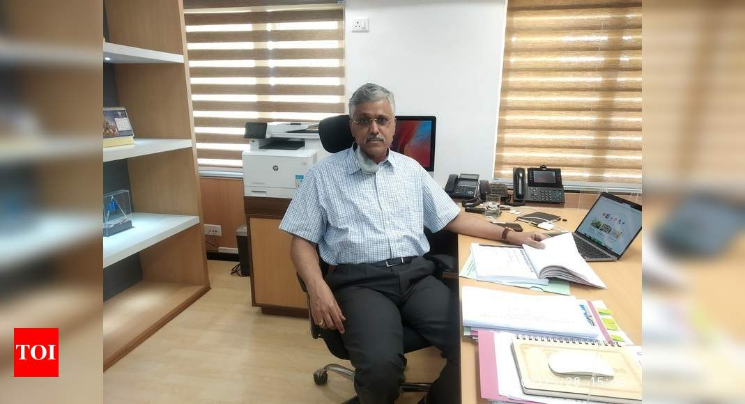 It was 'India in Action' during O2 crisis: Oxygen empowered group convener | India News – Times of India