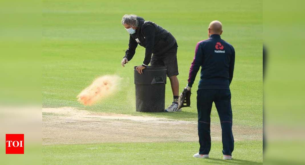 Southampton curator aims for 'pace, bounce and carry' in WTC final pitch | Cricket News – Times of India