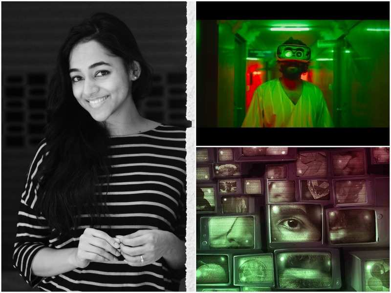 Santhy Balachandran: I had fun telling a layered story in Oblivion music video